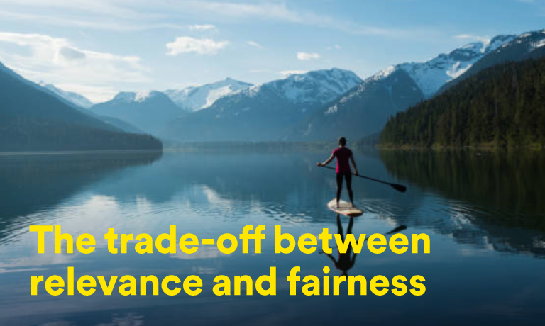 Relevance and Fairness